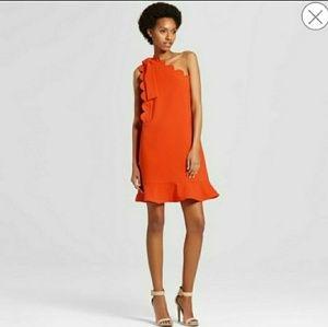 Victoria Beckham For Target | One Shoulder Dress